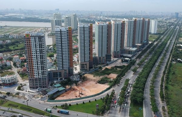 政府总理阮春福就推动房地产市场健康稳定发展做出重要指示 hinh anh 1