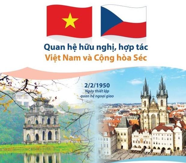 越南与捷克移交被判刑人协定获批实施 hinh anh 1