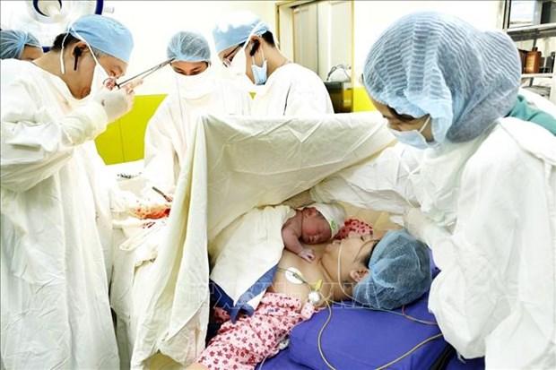 越南各家医院派代表出席在香港举行的亚太地区生殖医学会议 hinh anh 1