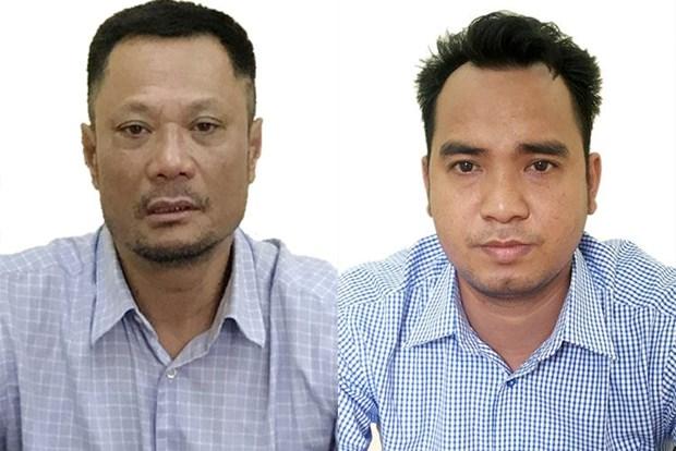 """越南对""""组织他人在台湾脱逃""""案件涉案人员进行起诉 hinh anh 2"""