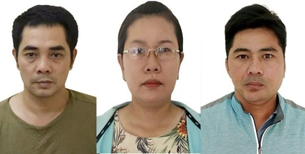 """越南对""""组织他人在台湾脱逃""""案件涉案人员进行起诉 hinh anh 1"""