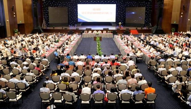 今年前4月广宁省新成立企业数量为700家 hinh anh 1