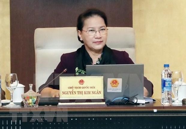 国会常委会第三十四次会议将于8日开幕 hinh anh 1