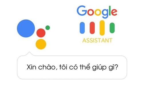 谷歌人工智能助理 Google Assistant能理解并讲越语 hinh anh 2