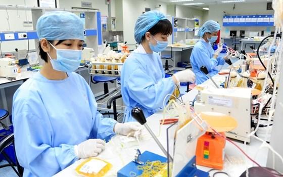 越南妇女的地位日益得到提升 hinh anh 1