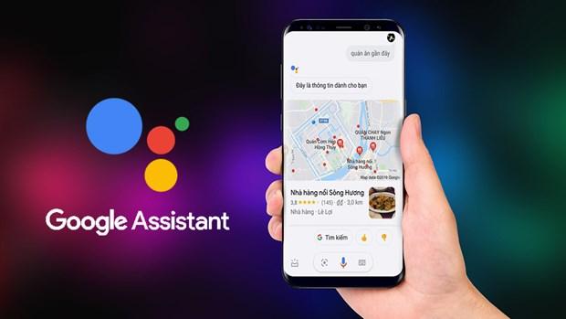 谷歌人工智能助理 Google Assistant能理解并讲越语 hinh anh 1