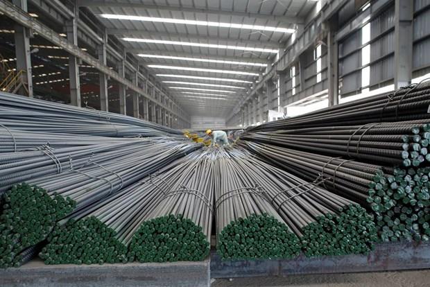 4月份和发集团建筑钢材销量增长近30% hinh anh 1