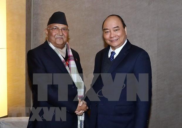 加深越南与尼泊尔的友谊 hinh anh 1