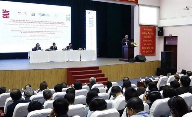 高等教育应为促进社会发展与进步贡献力量 hinh anh 1