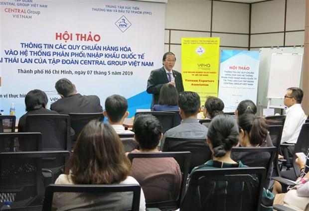 通过尚泰集团推动越南产品对泰国出口 hinh anh 1