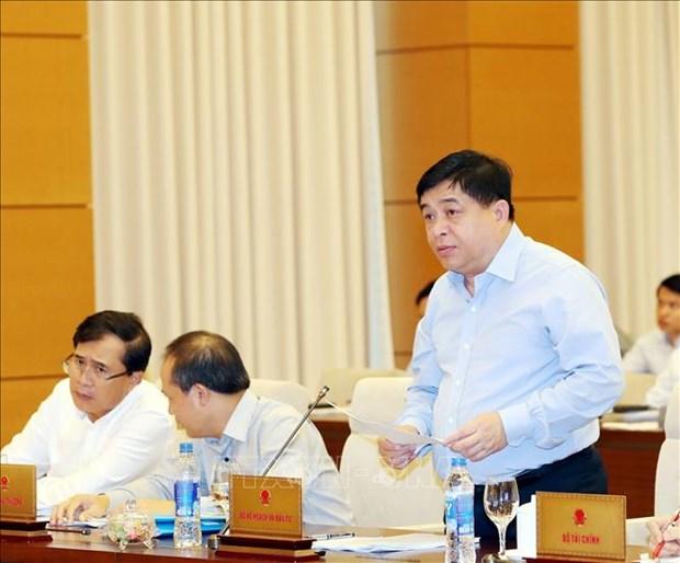 越南国会常委会第三十四次会议:第一季度GDP增速约达6.79% hinh anh 2