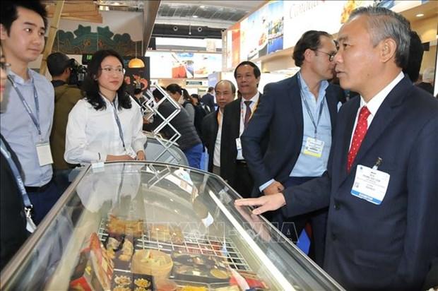 越南水产品实现可持续发展,力求在欧洲市场上站稳脚跟 hinh anh 2