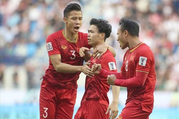 2019泰王杯:越南队将迎战泰国队 hinh anh 1