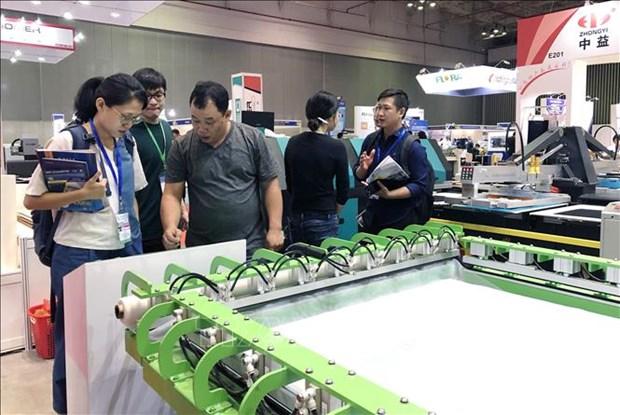 2019亚太(越南)网版网印及数字化印刷工艺技术展览会在胡志明市举行 hinh anh 2
