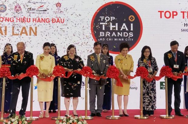 2019年泰国顶尖品牌展吸引近250家企业参展 hinh anh 1