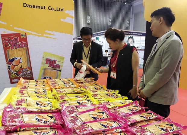 2019年泰国顶尖品牌展吸引近250家企业参展 hinh anh 2