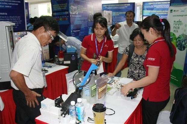 农业领域技术设备展览会在胡志明市开展 hinh anh 1