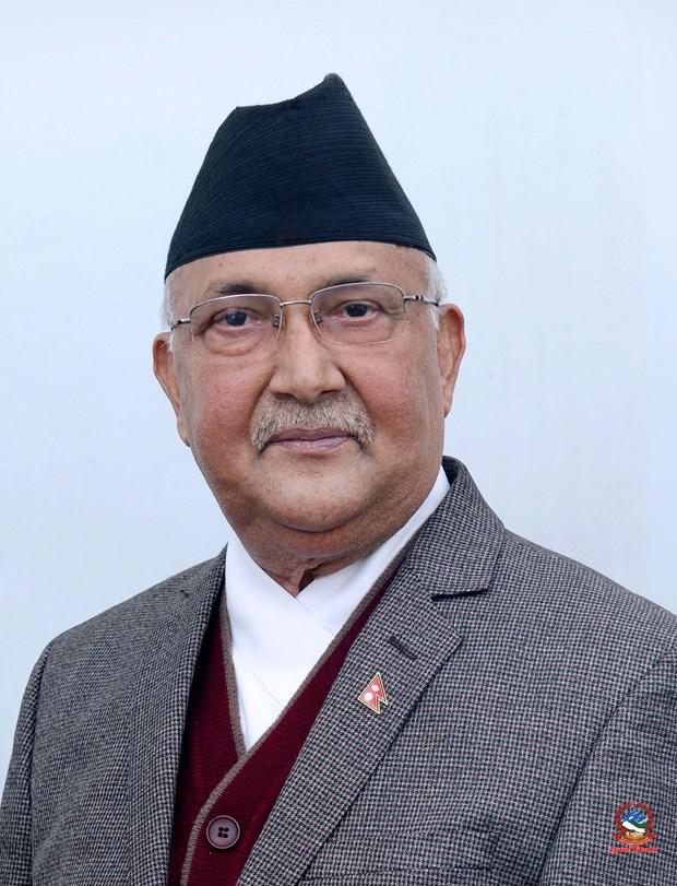 尼泊尔共和国总理开始对越南进行正式访问 hinh anh 1
