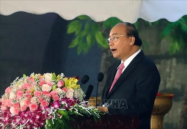 越南政府总理阮春福:清化省需不断提高实力和竞争力 hinh anh 2