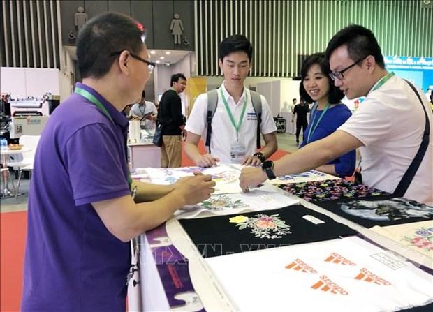 2019亚太(越南)网版网印及数字化印刷工艺技术展览会在胡志明市举行 hinh anh 1