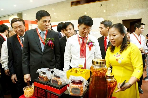第26届越南国际医药工业展览会:助力提高人民健康水平 hinh anh 3