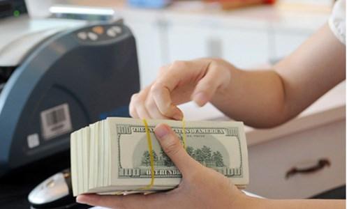 5月10日越盾兑美元中心汇率继续上调 hinh anh 1