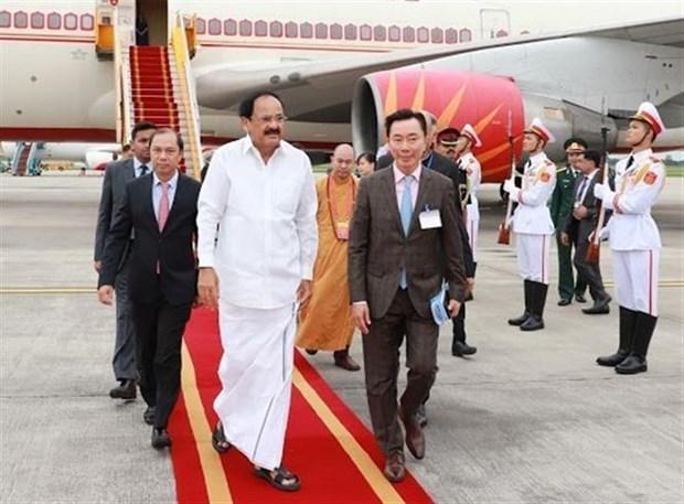 印度愿同越南加强双边多领域合作 hinh anh 1