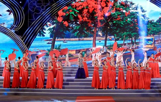2019年凤凰花节:海防市——成功的目的地 hinh anh 1