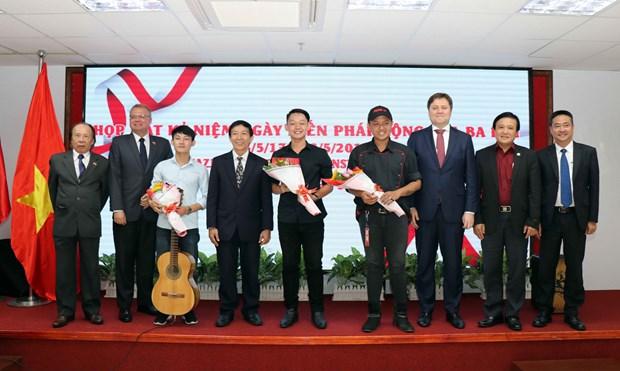 波兰共和国宪法日228周年纪念典礼在胡志明市举行 hinh anh 1