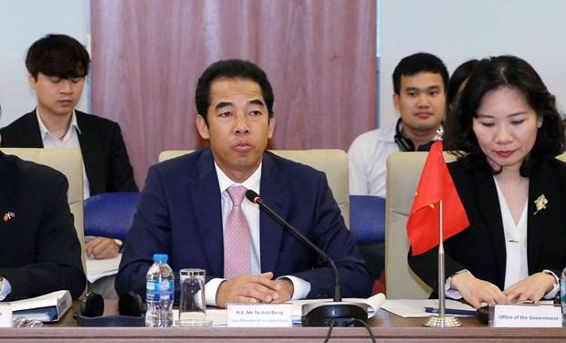 越南与欧盟加强全面合作与伙伴关系 hinh anh 3