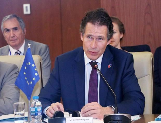 越南与欧盟加强全面合作与伙伴关系 hinh anh 2