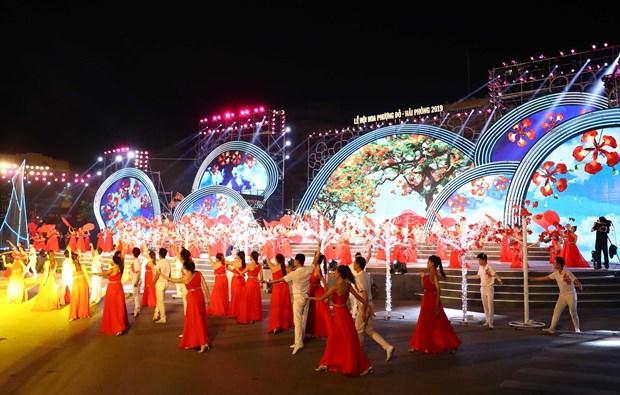 2019年凤凰花节:海防市——成功的目的地 hinh anh 2
