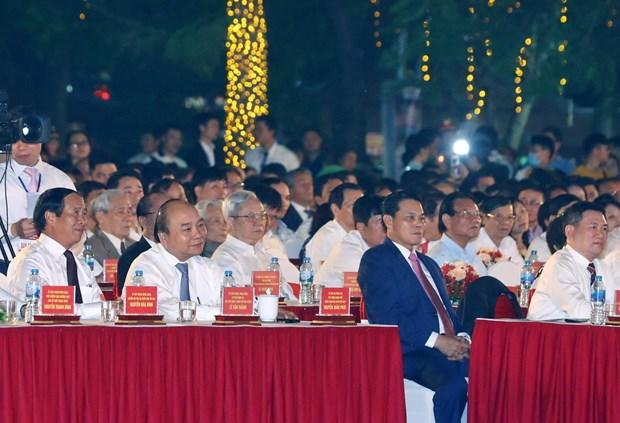 2019年凤凰花节:海防市——成功的目的地 hinh anh 3