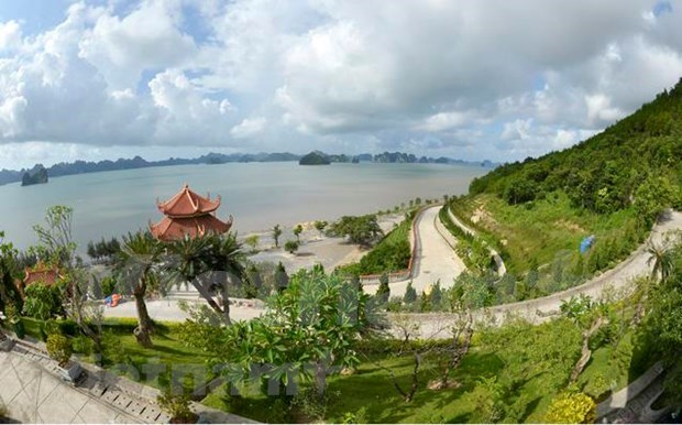2019年联合国卫塞节:越南寺庙图片展展出越南寺庙建筑之美 hinh anh 4