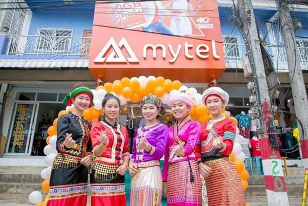 Mytel在缅甸市场占有率排名第三 hinh anh 1