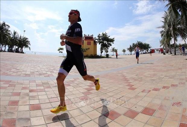 2019年亚太铁人三项锦标赛在岘港市举行 hinh anh 2