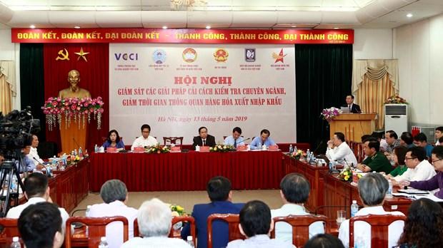 越南政府将开展一门式服务机制视为区域贸易合作的重点任务 hinh anh 1