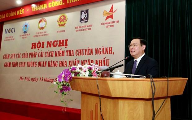 越南政府将开展一门式服务机制视为区域贸易合作的重点任务 hinh anh 3