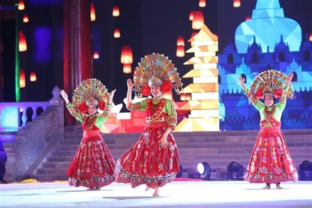 """庆祝2019年联合国卫塞节的""""遗产大道""""国际艺术表演晚会 hinh anh 2"""