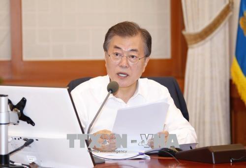 韩国与新加坡努力减轻企业税负 hinh anh 1