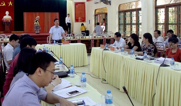 安沛省蒙族文化色彩推介活动将在河内举行 hinh anh 1