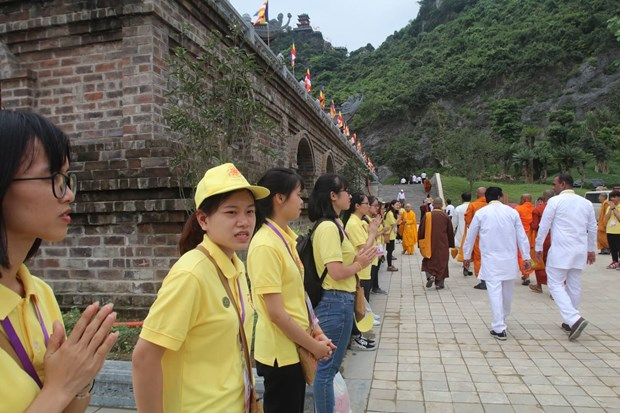 越南志愿者——传递越南国家美好形象的使者 hinh anh 1
