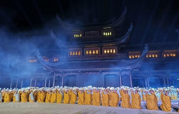 国际媒体纷纷报道2019年联合国卫塞节的信息 hinh anh 1