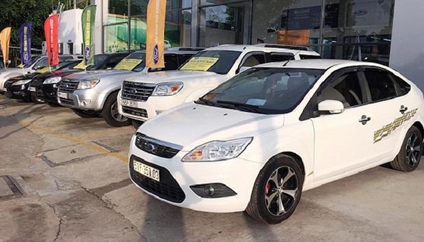 2019年前4月越南各类汽车销量达122241辆 hinh anh 1