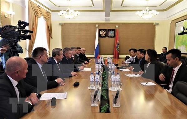 俄罗斯布良斯克州承诺为越南企业创造便利条件 hinh anh 2