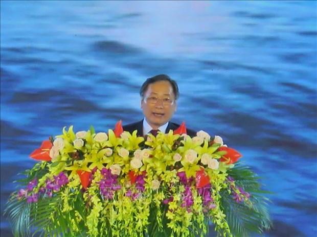 2019年第九届庆和省芽庄海洋节落下帷幕 hinh anh 2