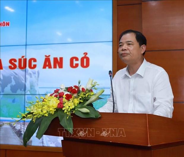 越南草食性牲畜发展潜力巨大 hinh anh 2