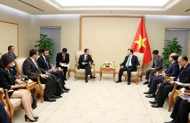 越南愿与法国扩大航空领域的合作 hinh anh 1