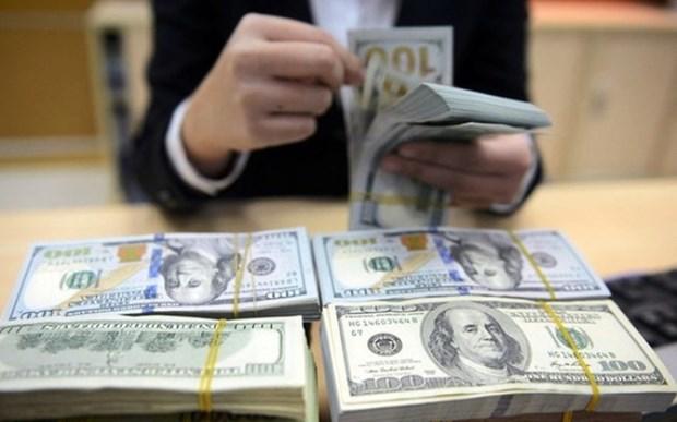5月15日越盾兑美元中心汇率继续上调10越盾 hinh anh 1