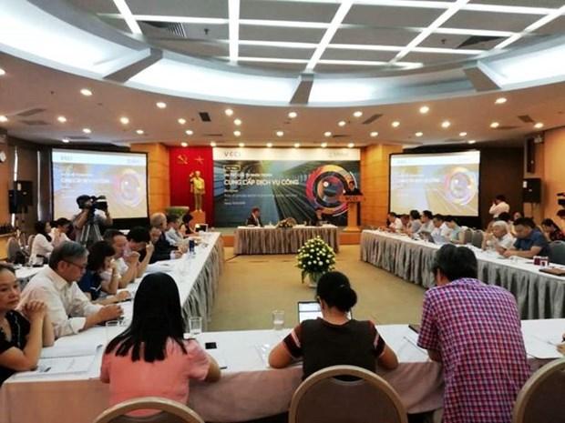 破除政策机制障碍 鼓励私营企业参加公共服务 hinh anh 1